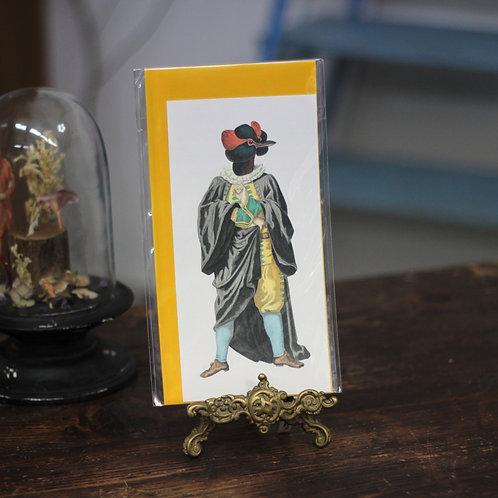 ポストカード Yellow