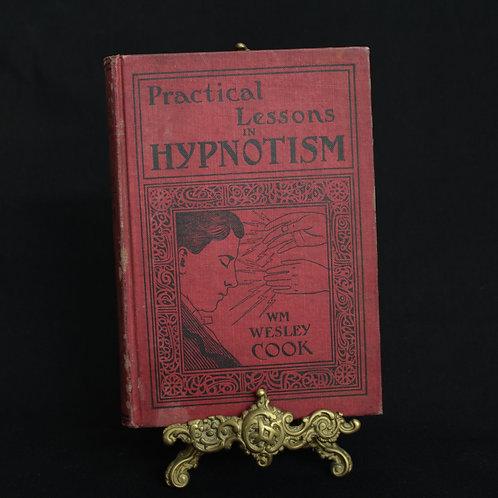 『催眠術の実践的レッスン』の書