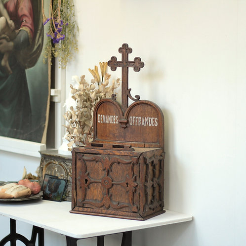 France19c 教会献金箱