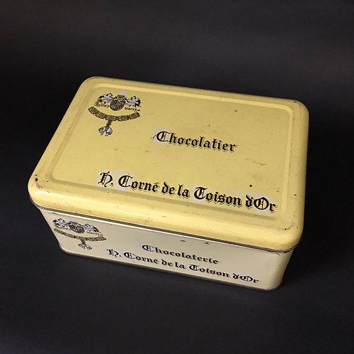 ベルギーのtin缶