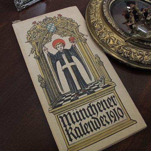 ミュンヘンカレンダー1910