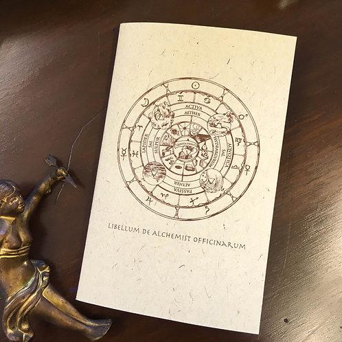 錬金術師の実験ノート