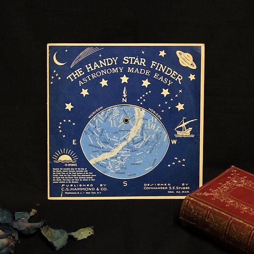 ハモンド星座早見盤