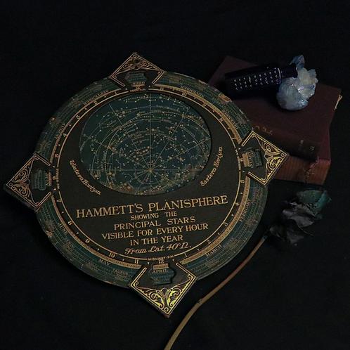 ハメットの星座早見盤
