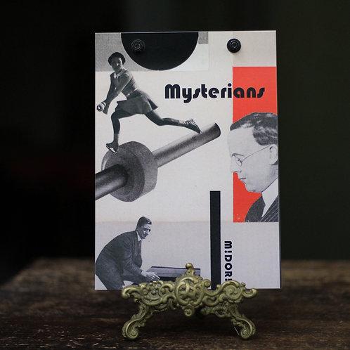 ZINE 「Mysterians」