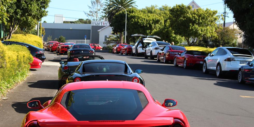 Ferrari Fun Run