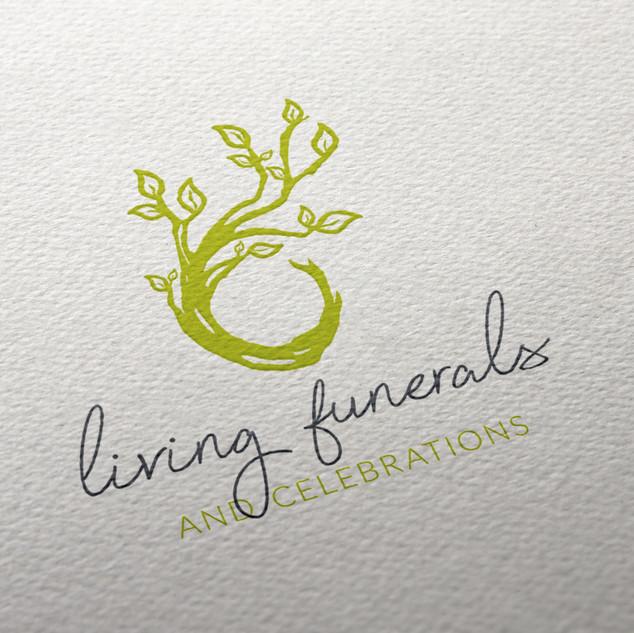 living funerals logo