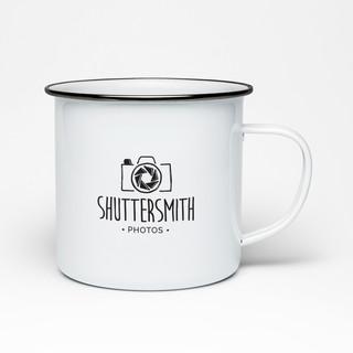 shuttersmith logo mug