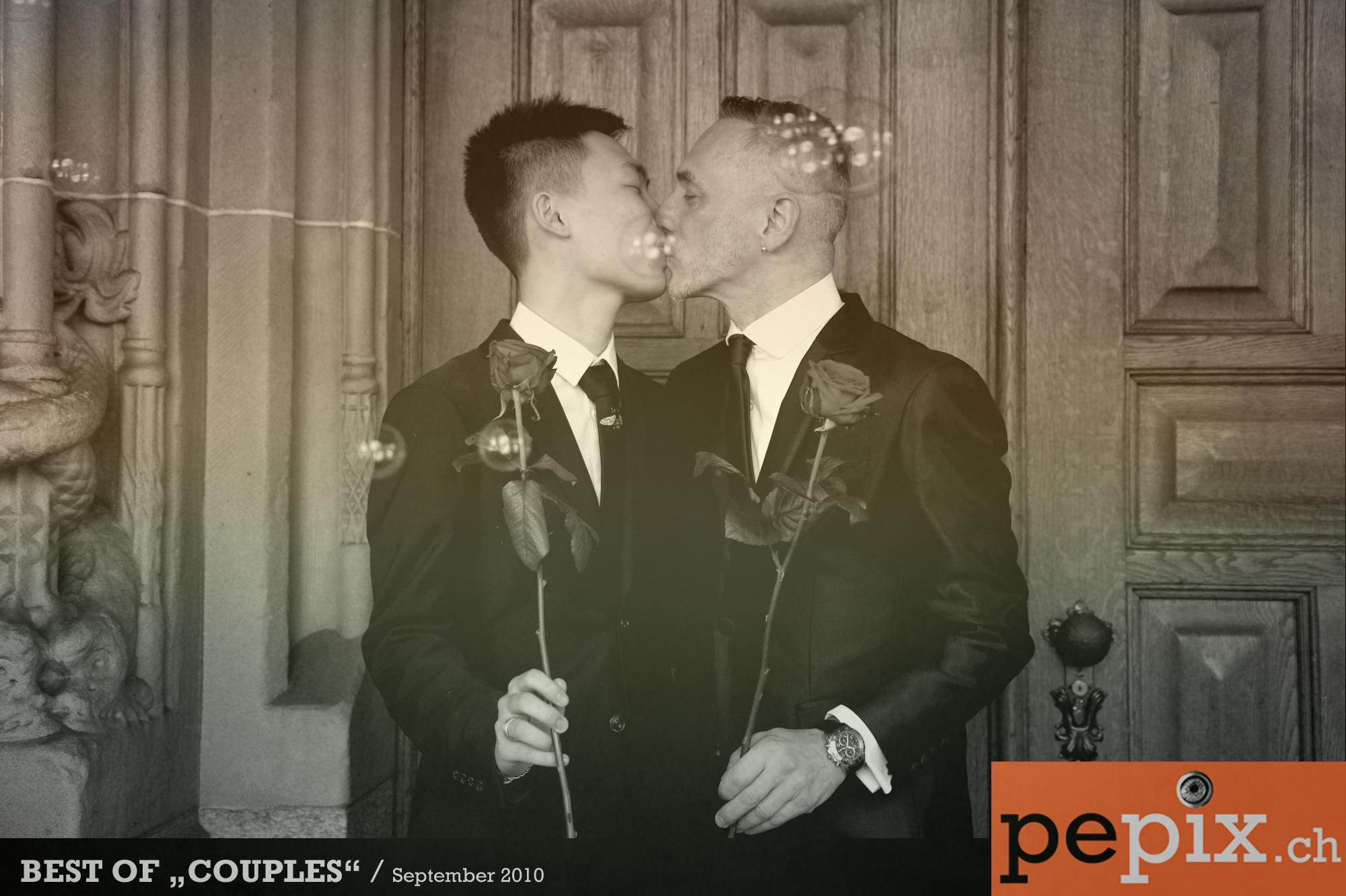 COUPLE LGBTI