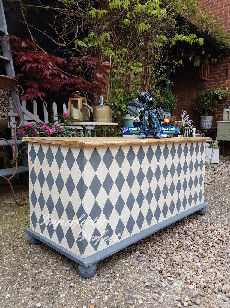 The Harlequin Toy Box