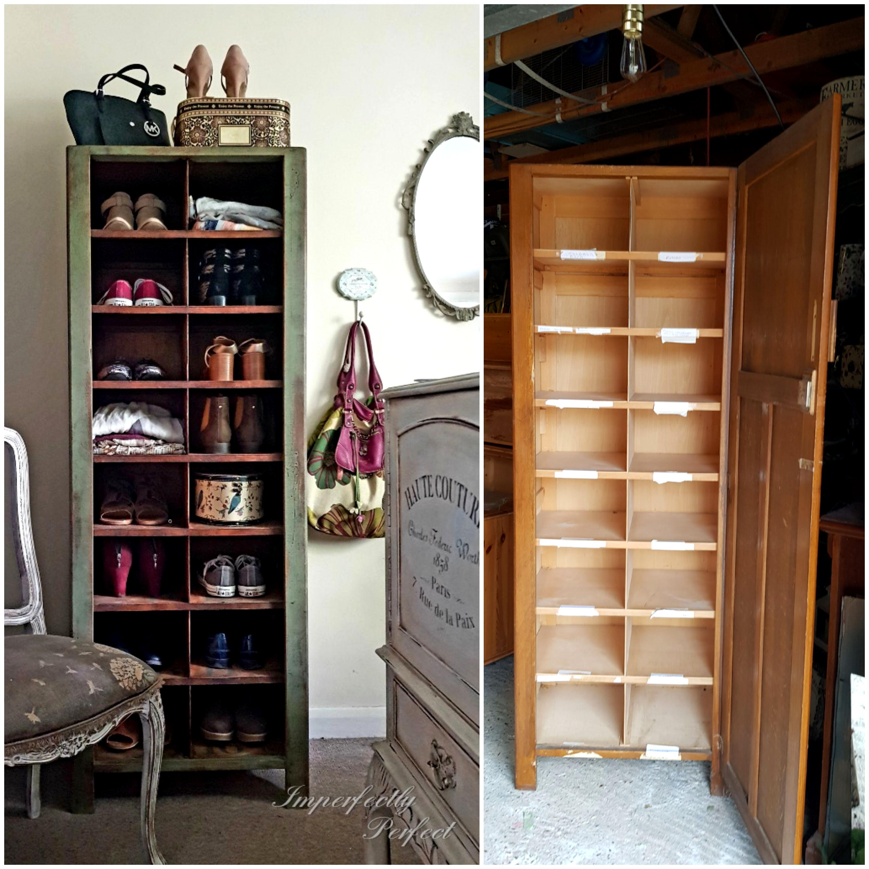 Shelved Cupboard