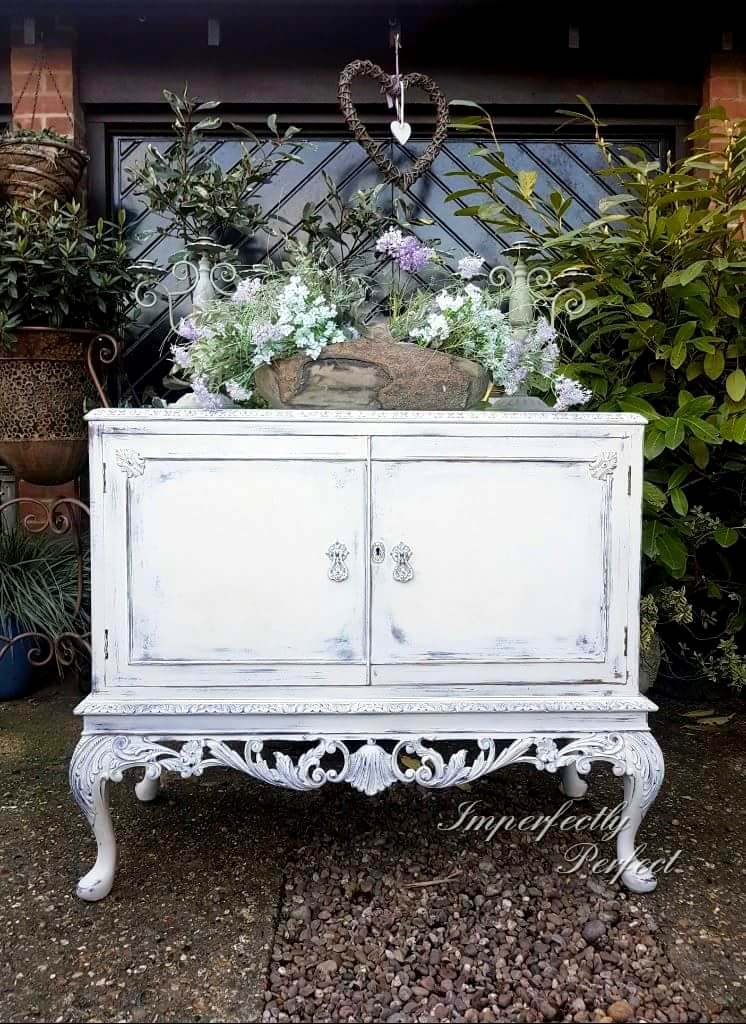 The French Carved Cabinet