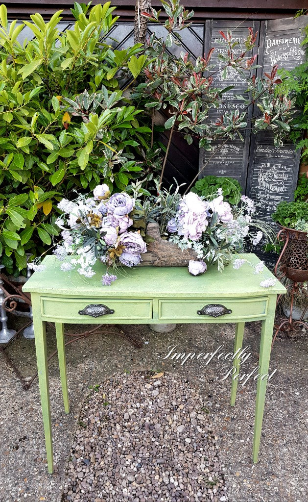 The Lime Loving Console