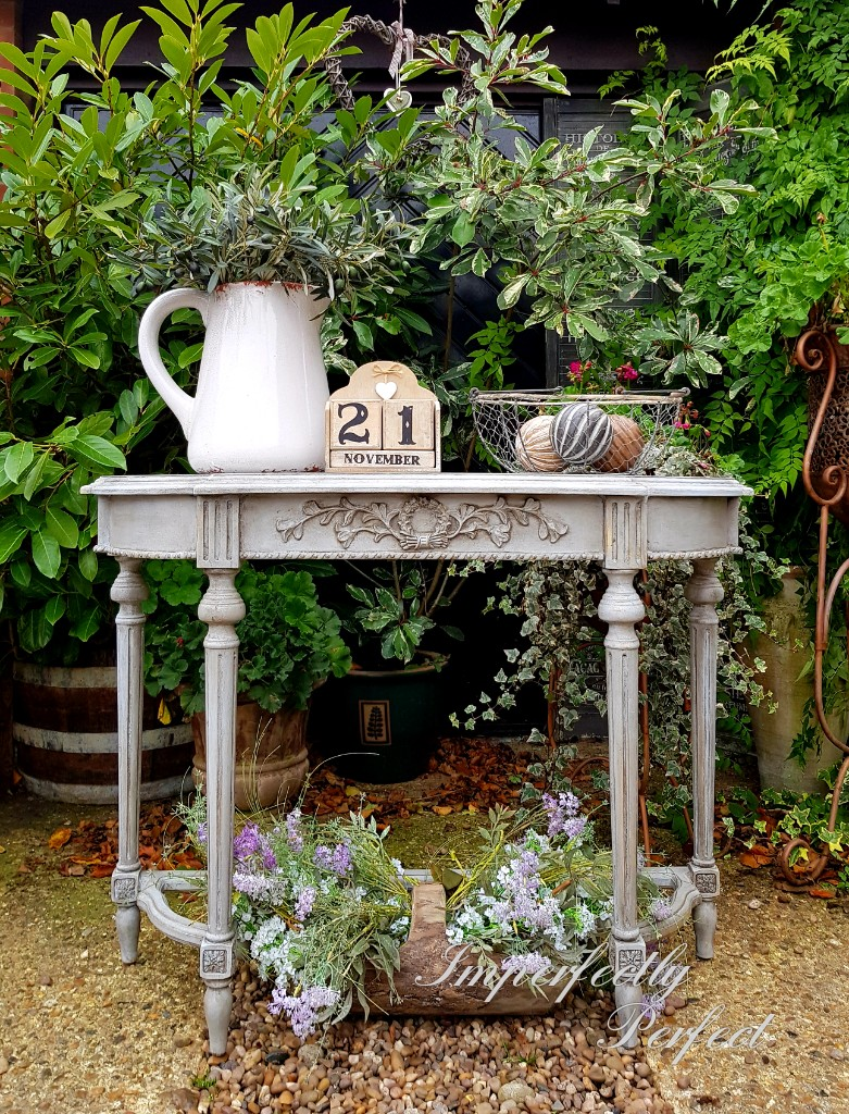 The French Fancie Console