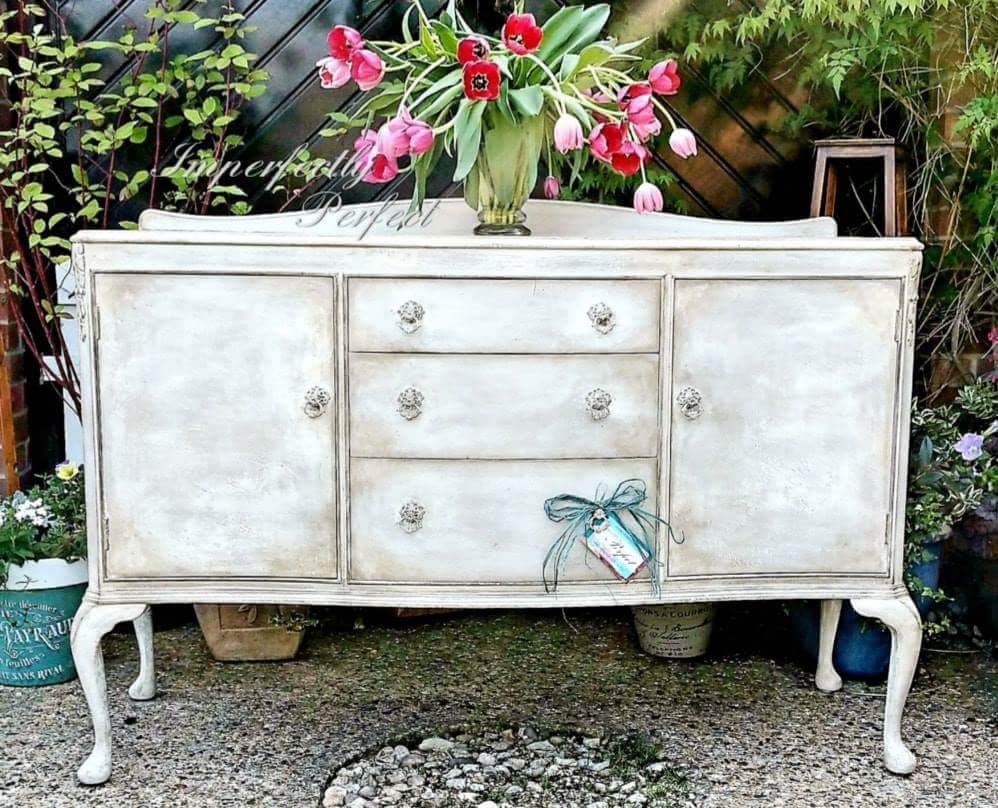 The Blended French Tulip Sideboard