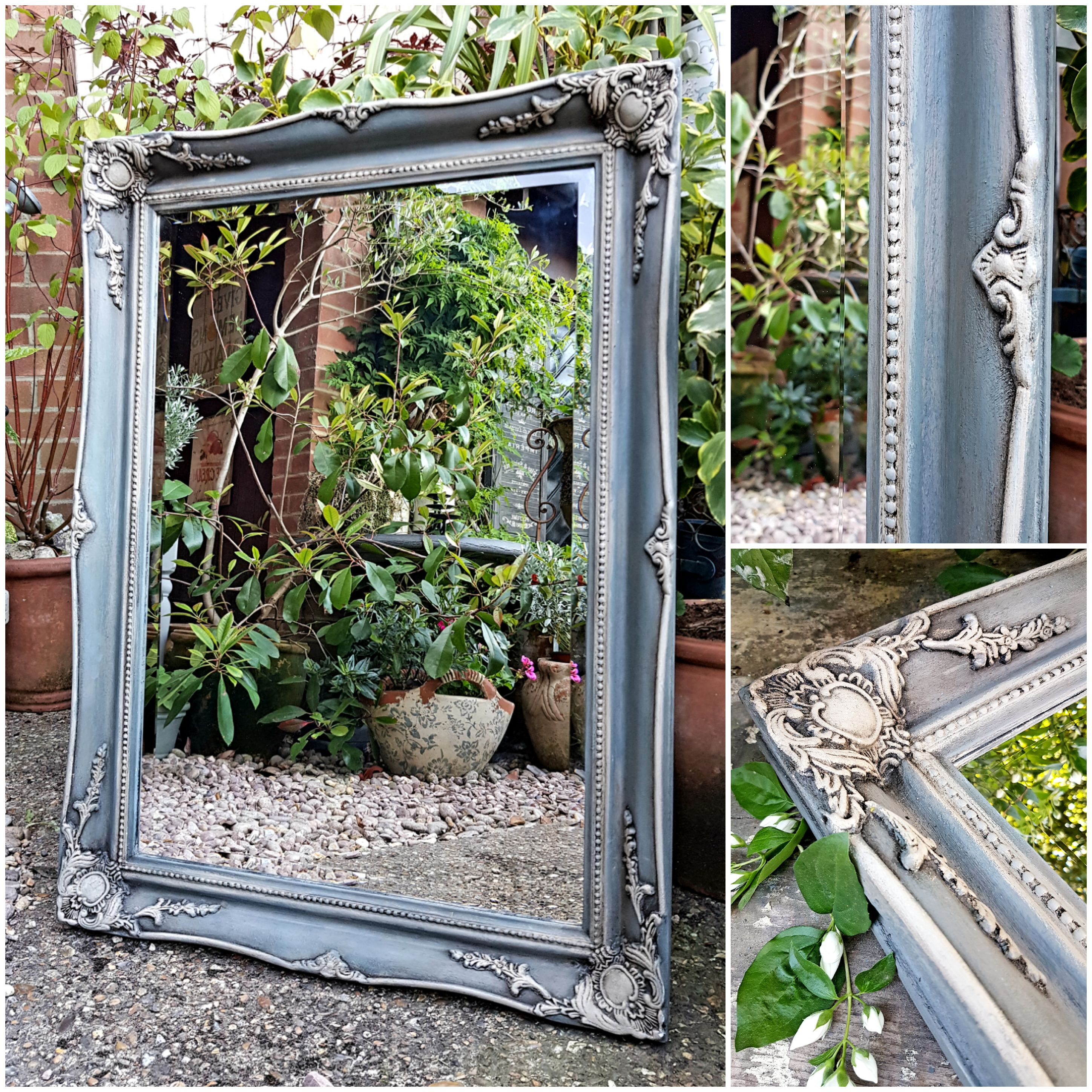 The French Patina Mirror