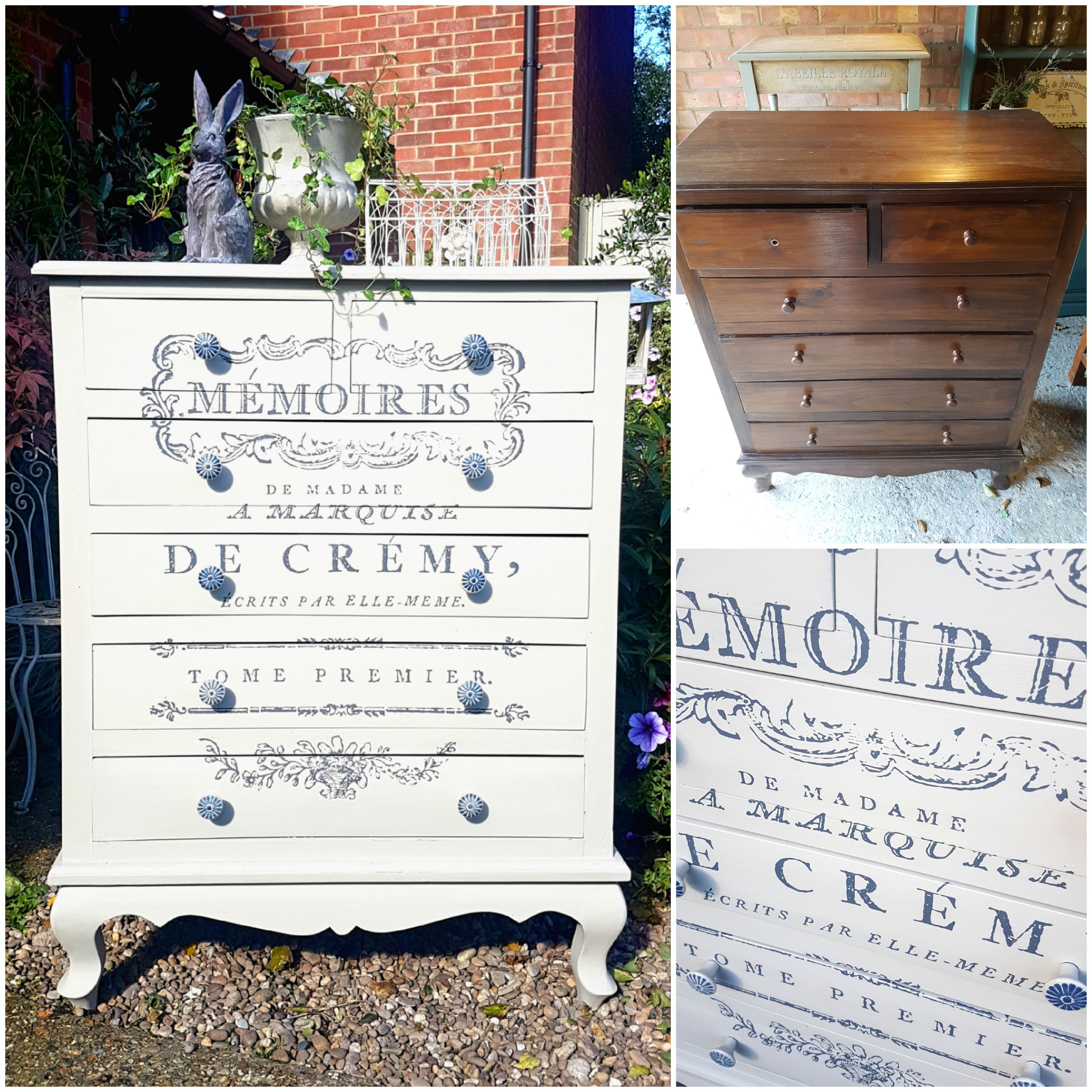 French Drawer Chest