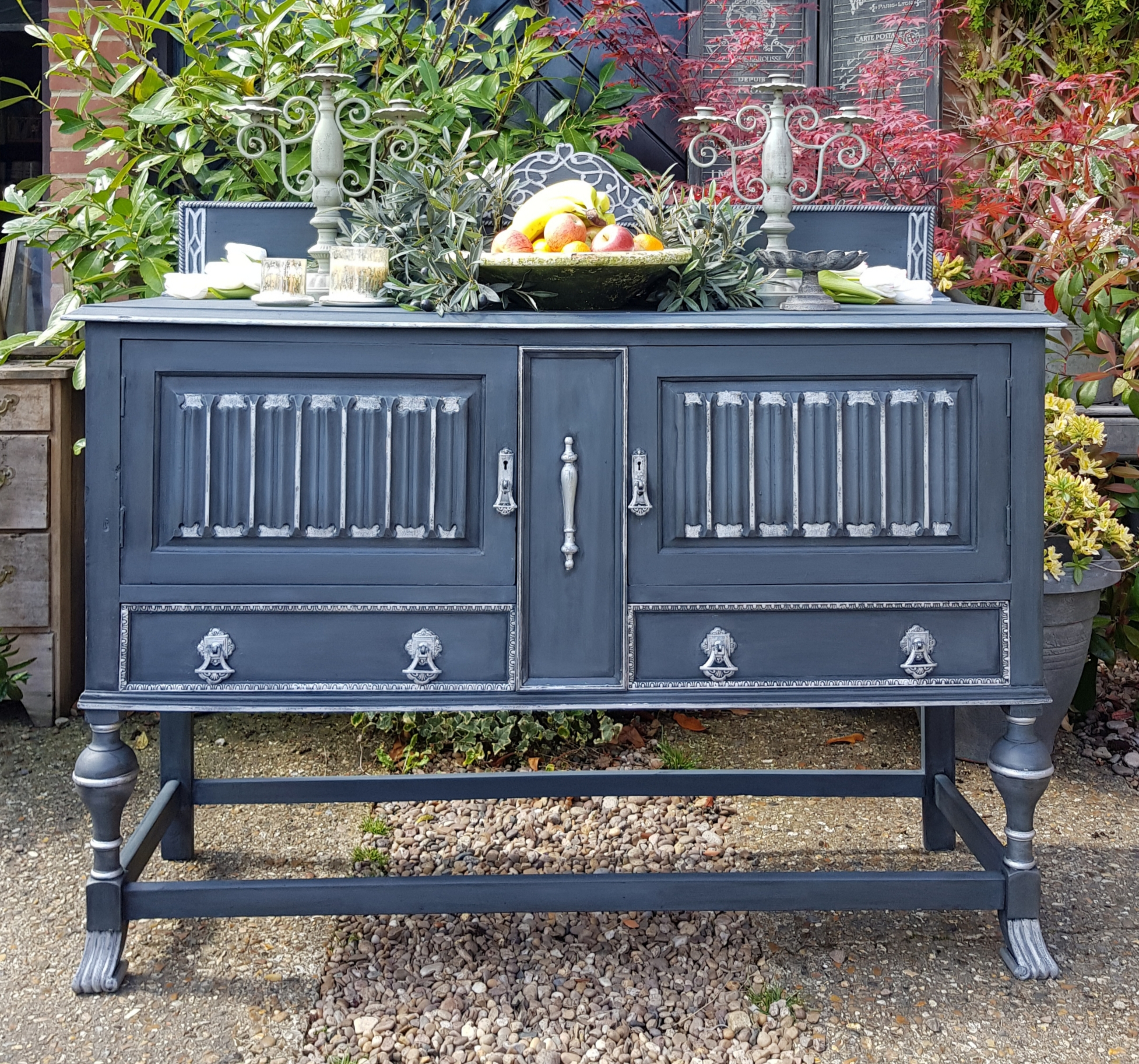 THE FRENCH NAVY SIDEBOARD
