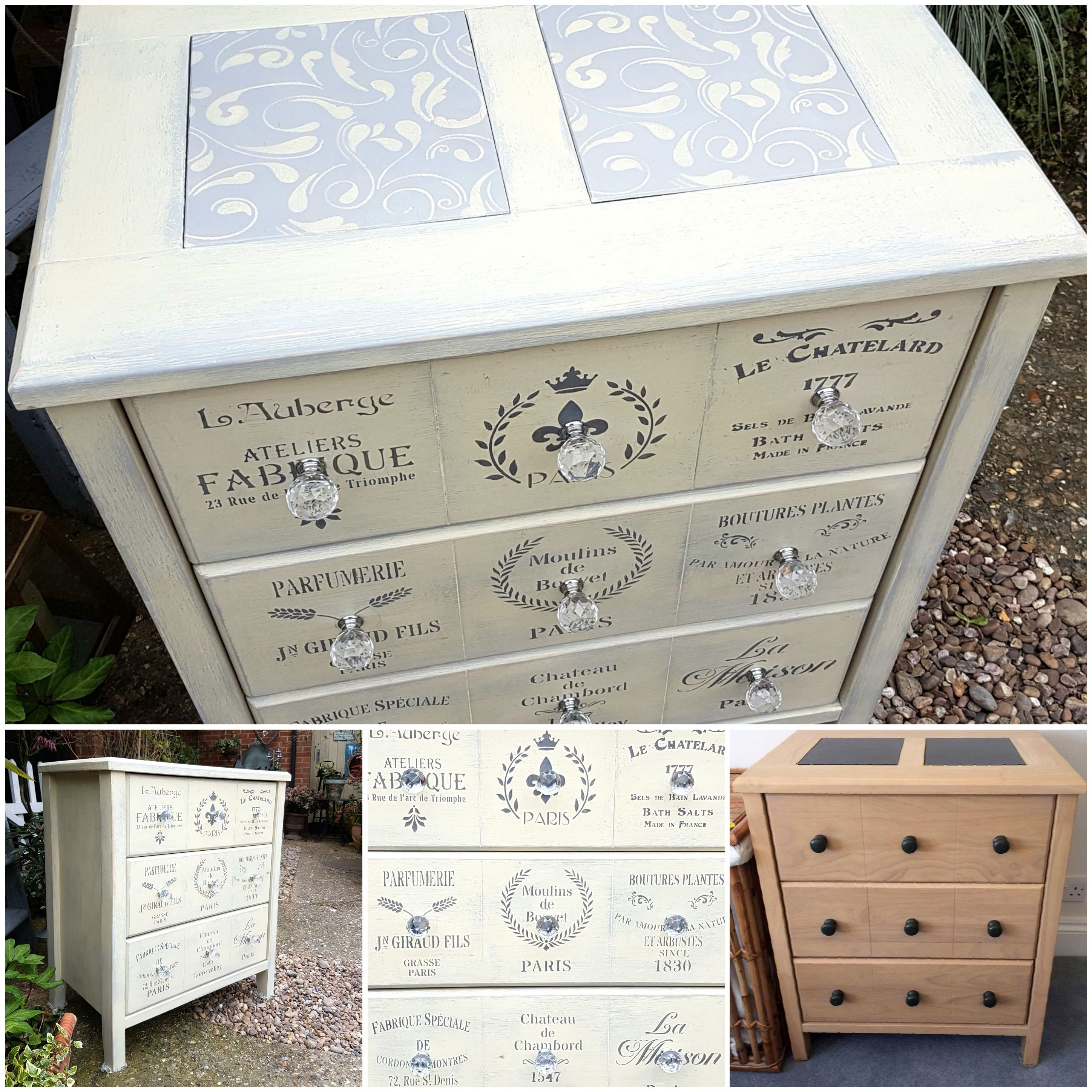 Contemporary Drawer Chest