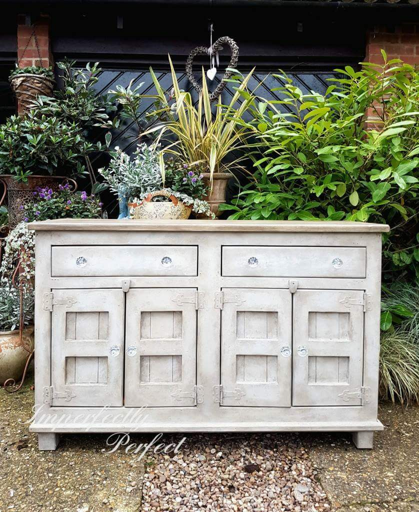 The Blended Box Sideboard