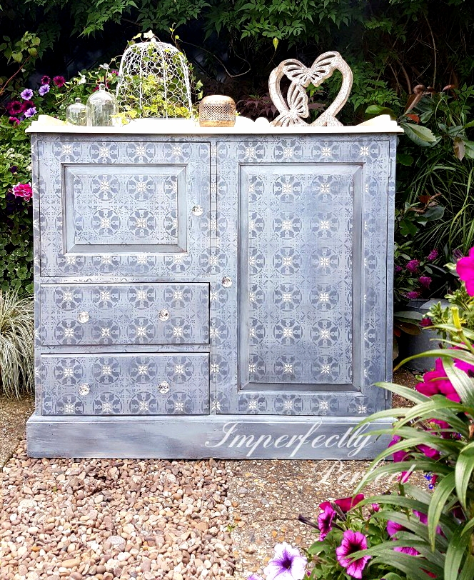 The Touch of Morocco Cupboard
