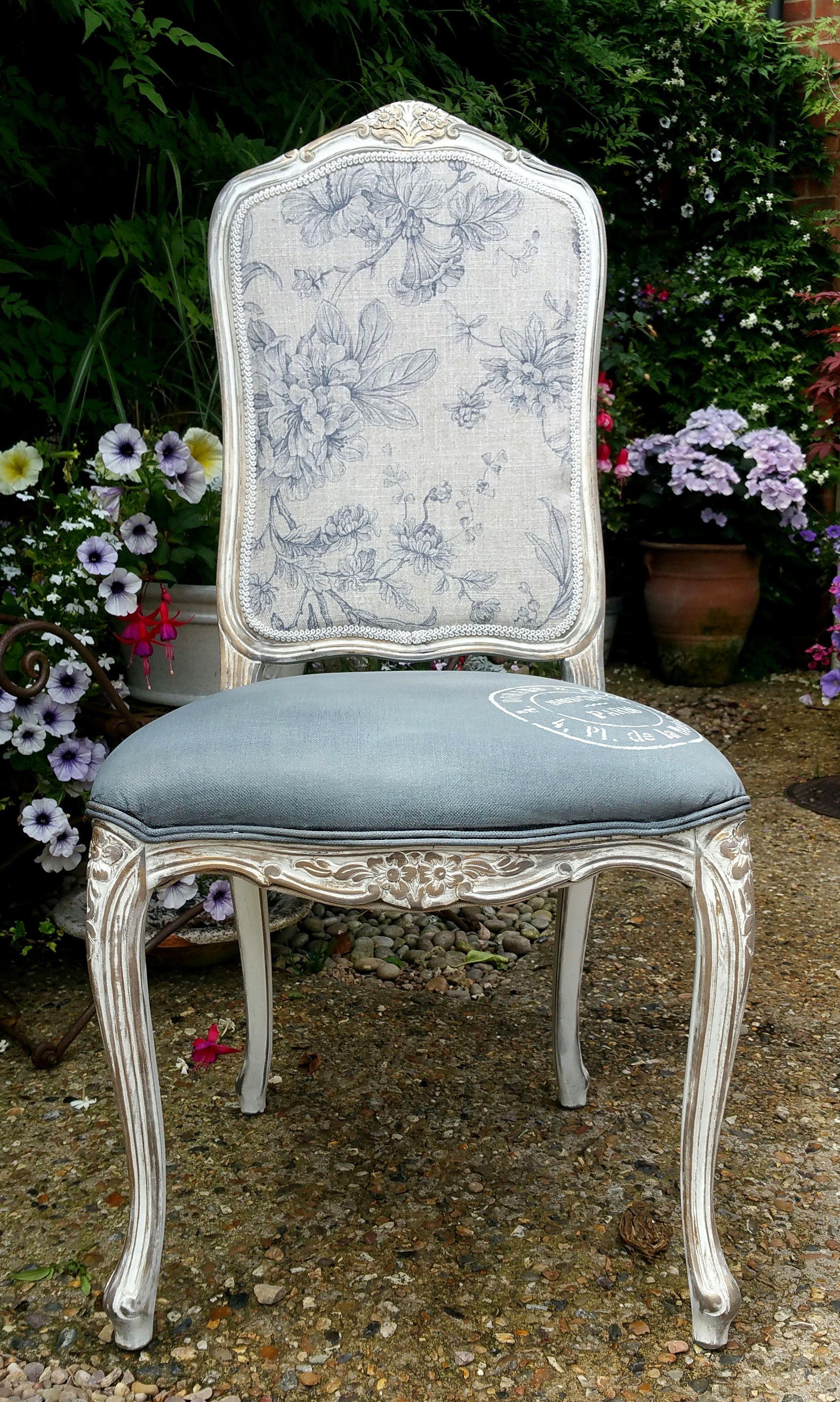 The Perfect French Chair
