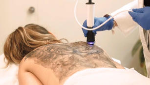 Detoxifying Back Treatment