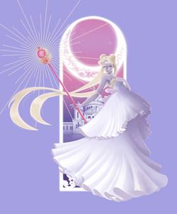 Silver Millennium Queen