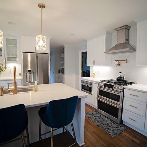 Skinner Kitchen Remodel - Brentwood