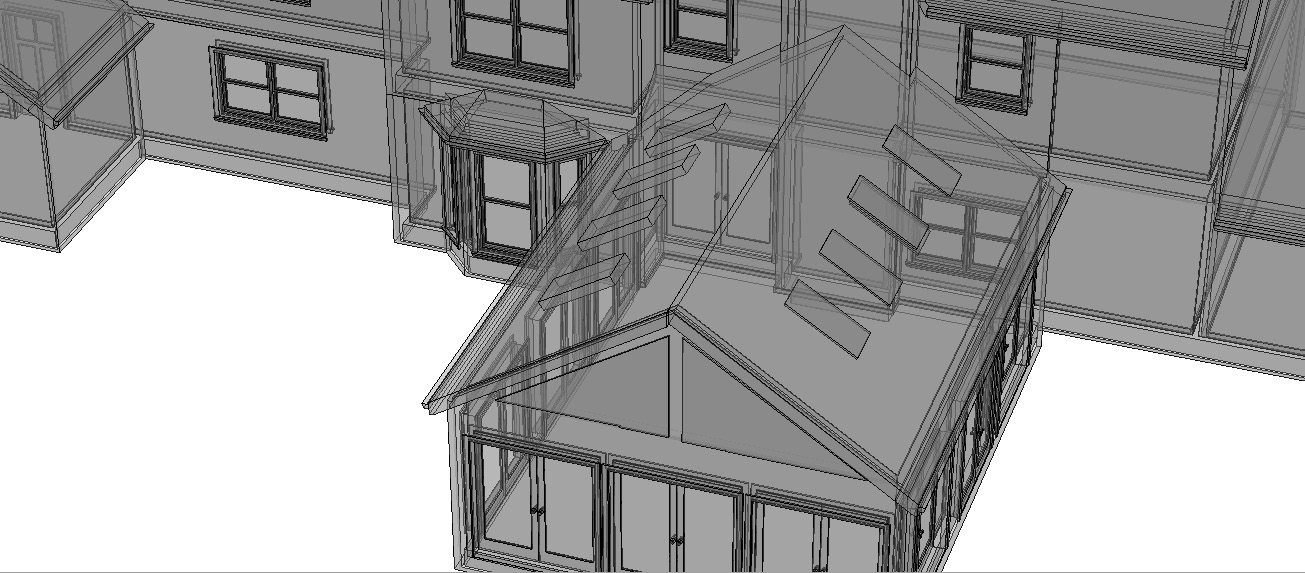 3D CAD Drawing