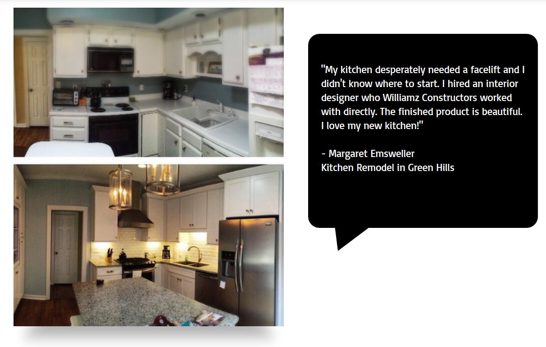 Kitchen Remodel in Green Hills