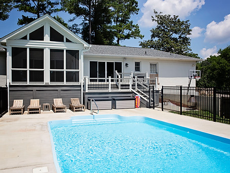 Fridenstine Outdoor Living & Pool - West Nashville