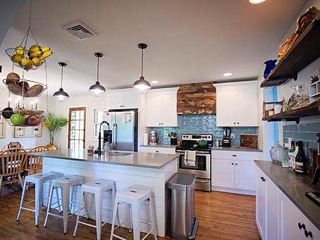 Brown Home Renovation - North Nashville (HGTV)