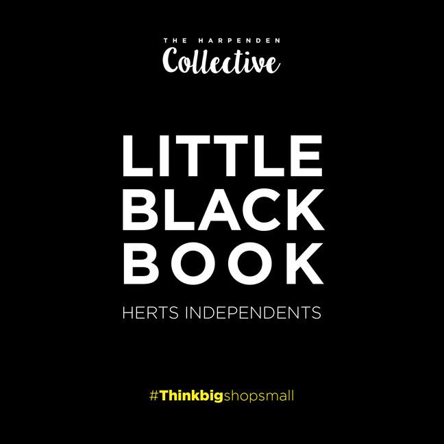 Little Black Book #thinkbigshopsmall
