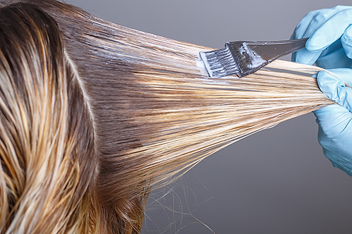 Unveiling the Chemistry of Hair Color