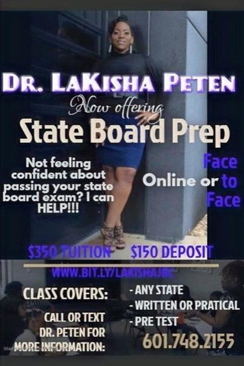 State Board Prep