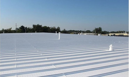 SILICONE COMMERCIAL ROOFING