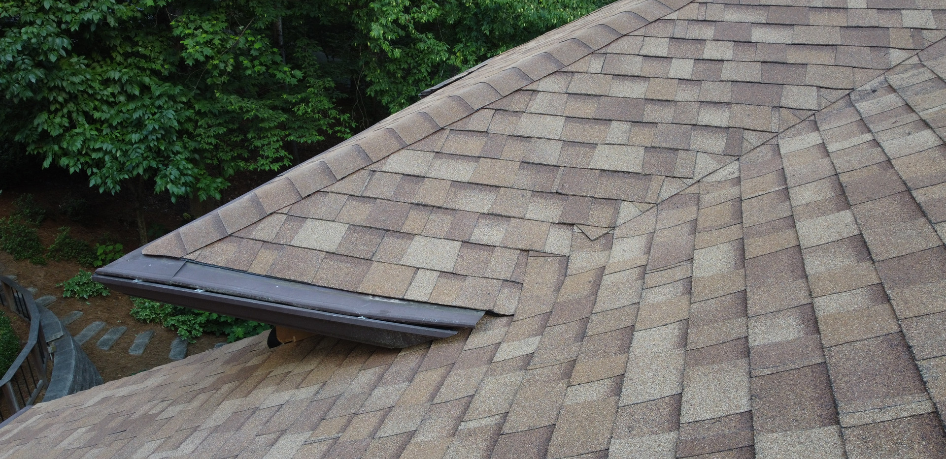Roof Install Replaced
