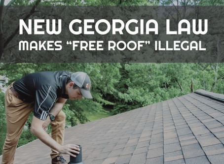 """A """"Free Roof"""". Is it Illegal?"""