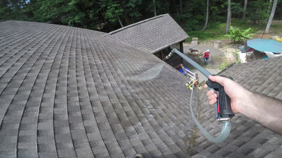WASHING ROOF