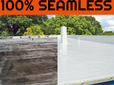 THE 100% SEAMLESS ROOF