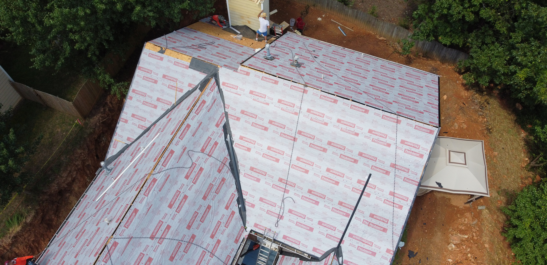 Roofing in Acworth