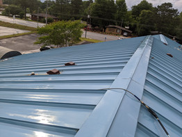 COMMERICAL ROOF WASHING