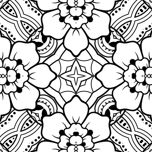 30 Mandala Designs (Book 8)