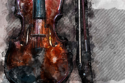 Violin II (Limited Edition)