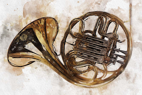 French Horn (Limited Edition)
