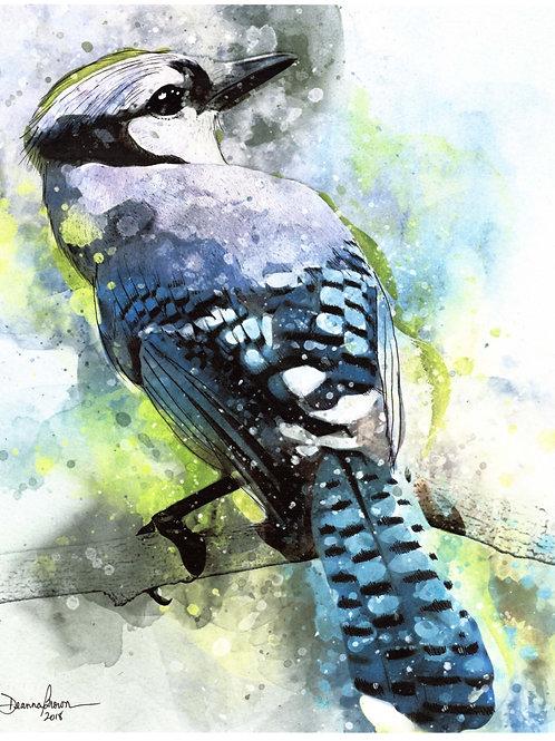 Blue Bird (Limited Edition)