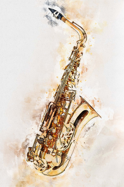 Saxophone 2 (Limited Edition)
