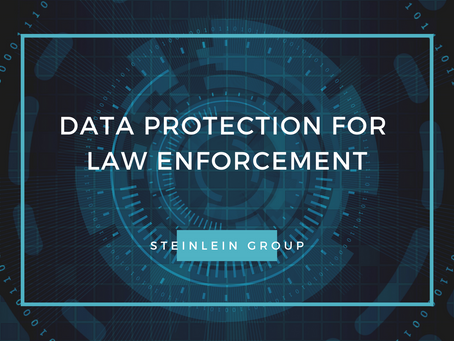 Data Protection for Law Enforcement