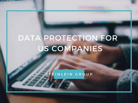 Data Protection Compliance for US Companies